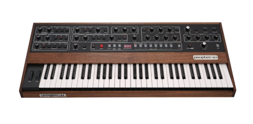 Prophet-10 Front Angle 2