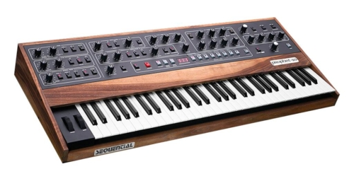 Prophet-10 Striking-Wood-L-Side